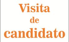 visita candidato