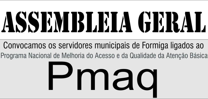flyer assembleia pmaq capa