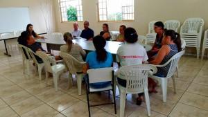 Reunião da Campanha Salarial, ocorrida em março