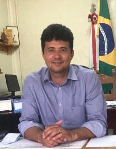 O prefeito Eugênio Vilela, em entrevista à Assessoria de Comunicação do Sintramfor