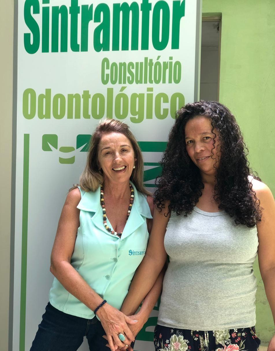 Evangelina e Cláudia