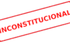 insconstitucional