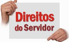 direitos dos servidores